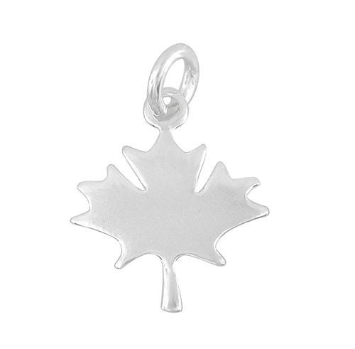Maple leaf pendant-1