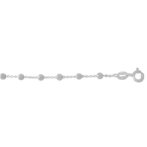 Ball bead anklet-1