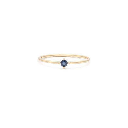 Element ring -sapphire