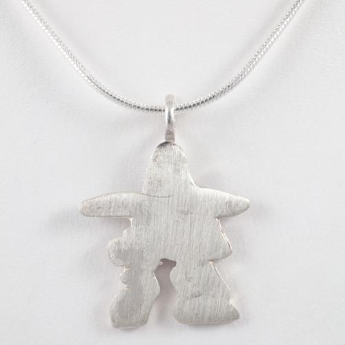 Inukshuk pendant - small
