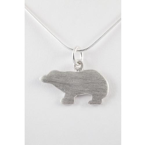 Whistler bear pendant