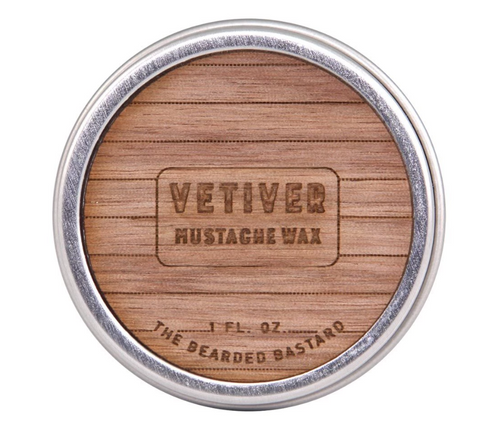 Vetiver Mustache Wax