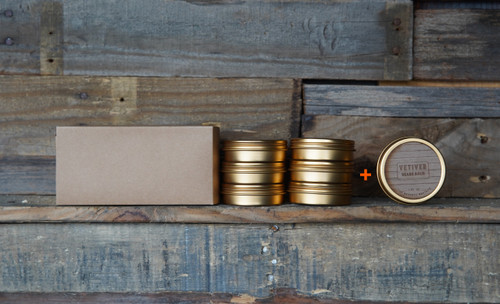 Vetiver Beard Balm Case Pack