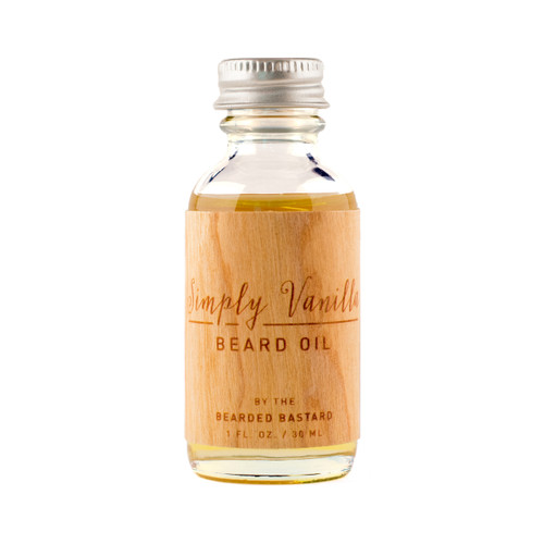 Simply Vanilla Beard Oil