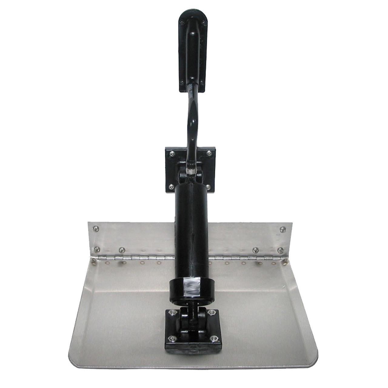 Boat Leveler Insta-Trim Tabs Trim Tab Hydraulic Cylinder with Hose
