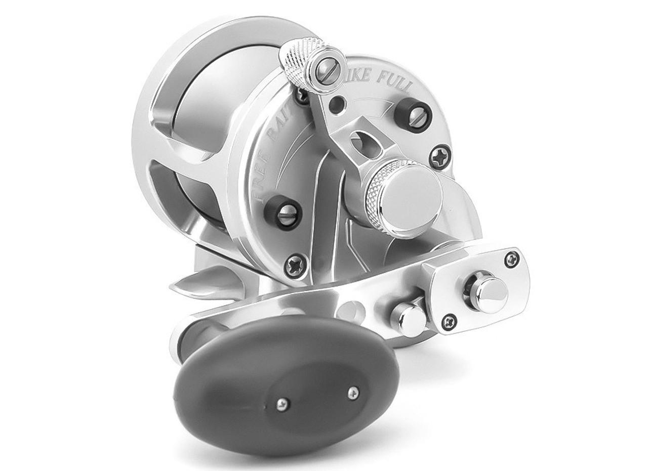 Avet Reels - SXJ 6/4 2-Speed Silver
