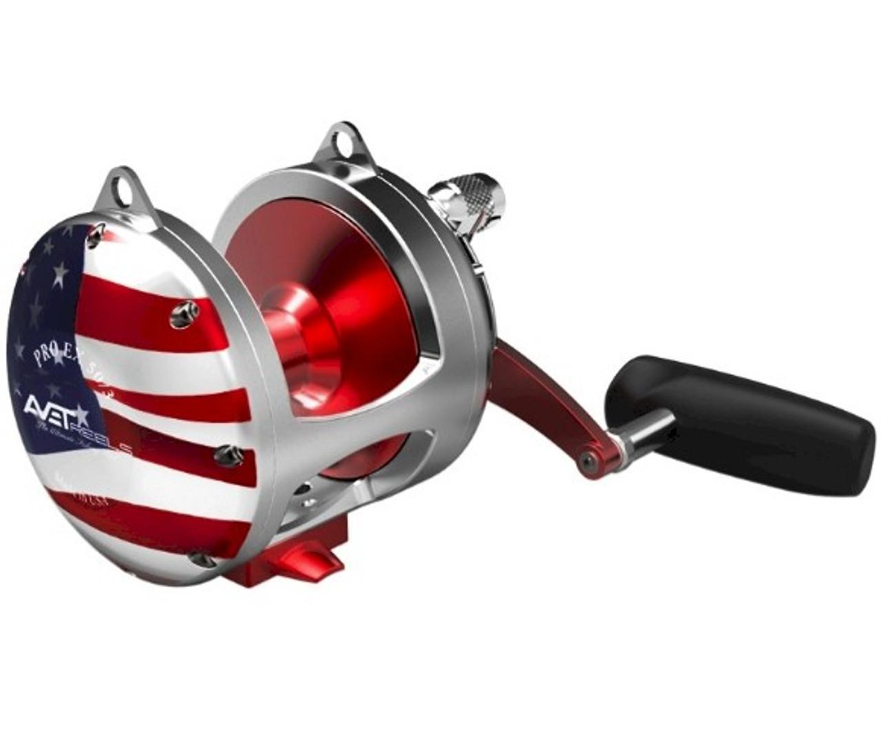 Avet Reels - EX50 3-Speed Patriot