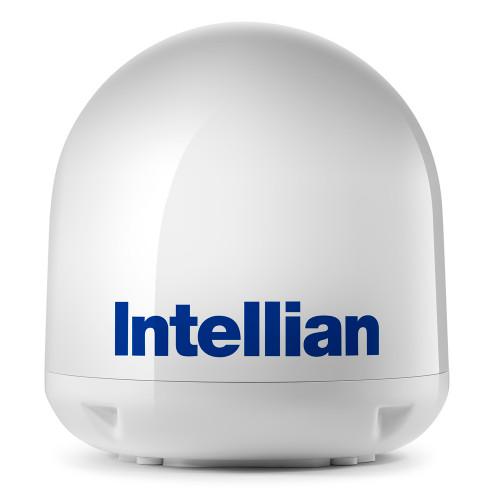 Intellian i6\/i6P\/i6W Empty Dome & Base Plate Assembly