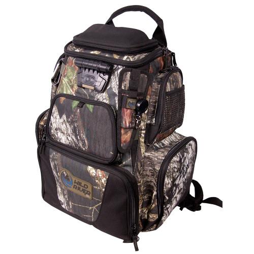 Wild River NOMAD Mossy Oak Tackle Tek Lighted Backpack w\/o Trays