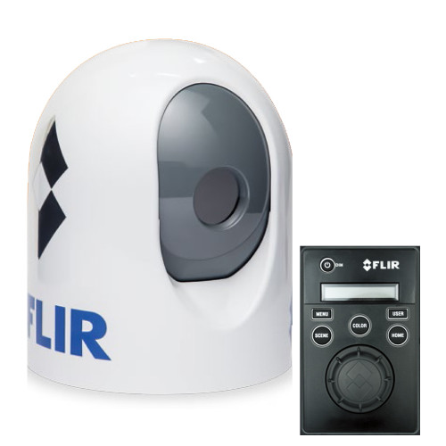 FLIR MD-324 Static Thermal Night Vision Camera w\/Joystick Control Unit