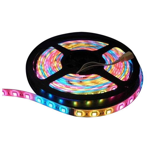 Lunasea Flexible Strip LED - 5M w\/Connector - Red\/Green\/Blue - 12V