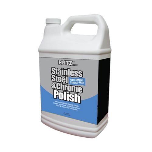 Flitz Stainless Steel & Chrome Polish - 1 Gallon