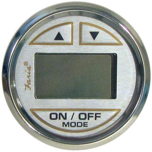 "Faria 2"" Depth Sounder w\/In-Hull Transducer - Kronos"