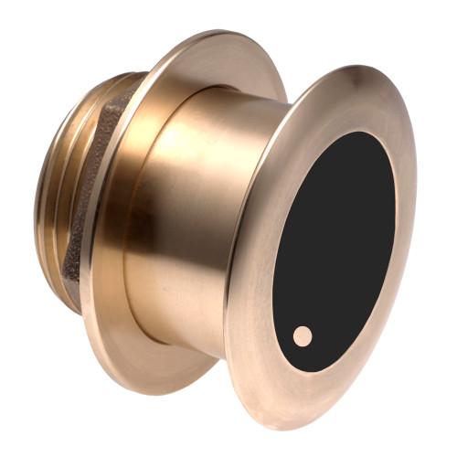 Garmin Bronze Thru-hull Wide Beam Transducer w\/Depth & Temp - 20 Degree tilt, 8-pin - Airmar B175HW