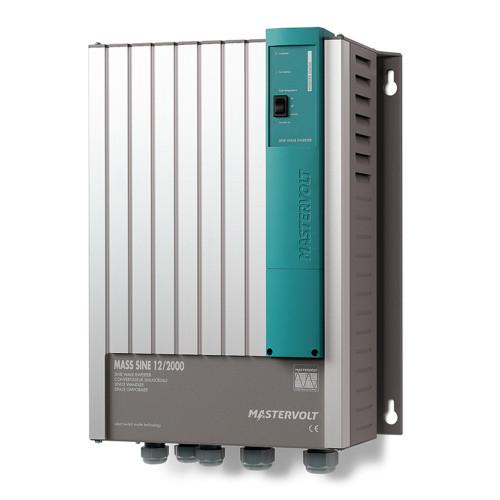 Mastervolt Mass Sine Wave Inverter 12\/2000 (230V\/50Hz)