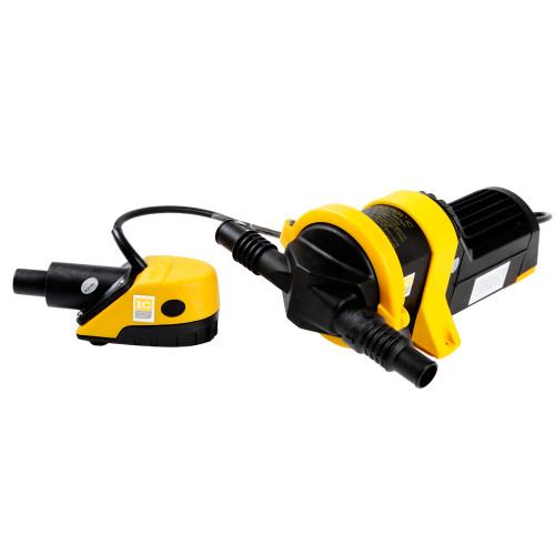 Whale IC Retail Kit 12V Gulper IC Pump & Strainer IC
