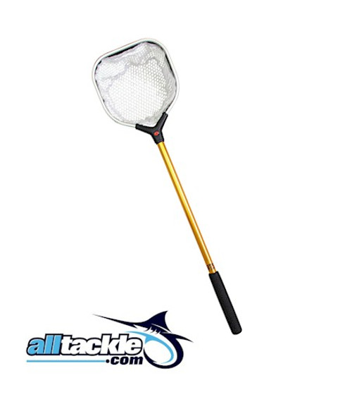 "Aftco Gold Series Bait Net 18"" Handle 8"" Hoop"