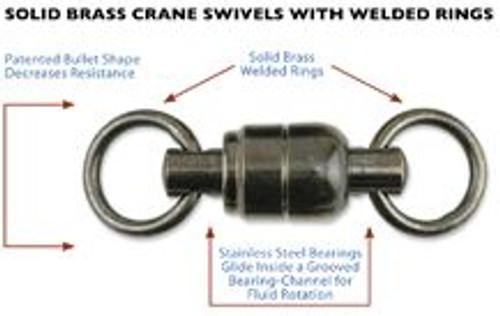 AFW Ball Bearing Swivel 230# 4 Pack