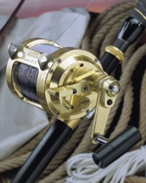 Alutecnos Albacore Big Game Two Speed Reel 30