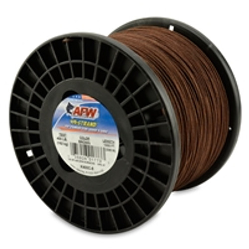 American Fishing Wire 49 Strand Camo Brown 1000ftTest: 400
