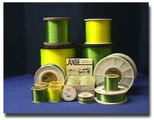 Ande Tournament Green 1lb Spool 30#