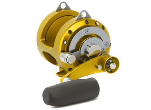 Avet Reels - EX 30 Narrow 2 Speed Reel Gold