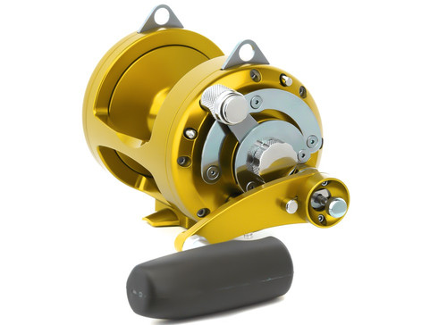 Avet Reels - EXW 30 Wide 2 Speed Reel Gold Anodized