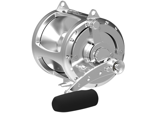 Avet Reels - EXW 80 Two Speed - Silver