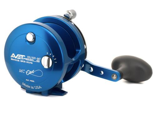 Avet Reels - HXJ MC 2-Speed Reel Blue