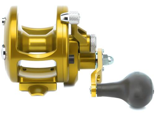 Avet Reels - JX 2 Speed 6/3:1 MC Gold