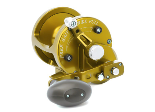 Avet Reels - LX 2 Speed 6/3:1 Gold