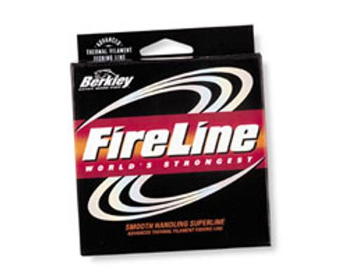 Berkley Fireline 125yd 10# Smoke