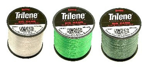 Berkley Trilene Big Game 3lb 100# Ultra Clear