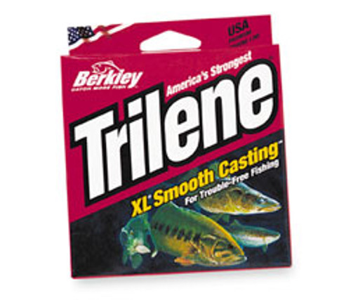 Berkley Trilene XL Smooth Casting 3000yd 10# Clear