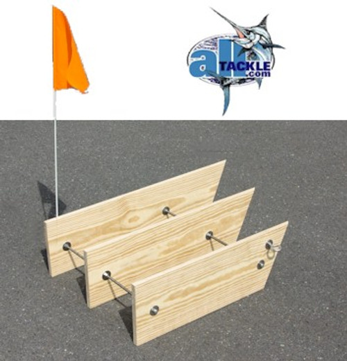 Bloody Point Planer Boards - Pair