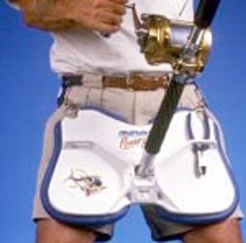Braid Fighting Belt - Power Play Belt
