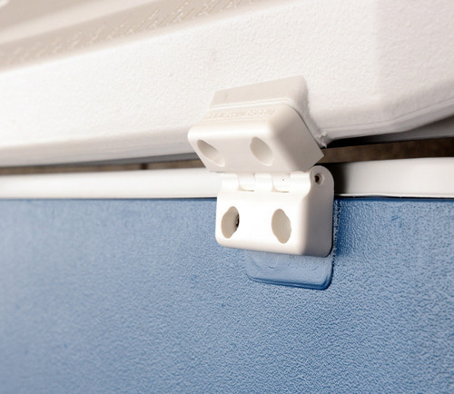 Cooler Shield Replacement Hinge for Coleman Coolers - 3 Pack