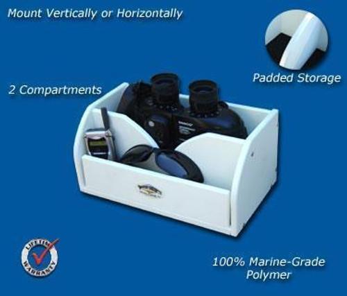 Deep Blue Marine Binocular Rack