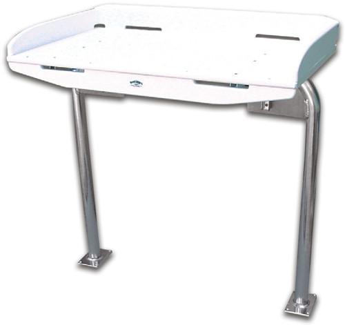 Deep Blue Marine Dockside Fillet Table 38 x 21 Economy