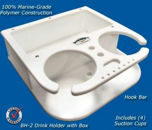 Deep Blue Marine Drink Holder with Box BH-2