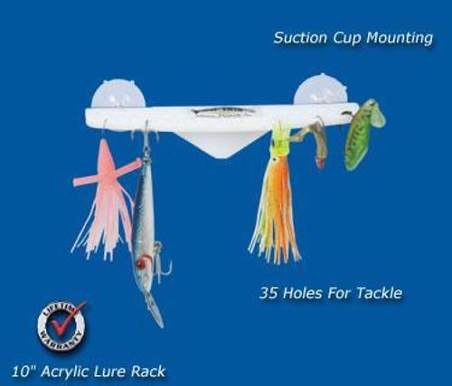 Deep Blue Marine Lure Rack 10 inch