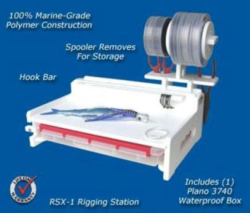 Deep Blue Marine RSX1 Rigging Station - 2-4 weeks lead time