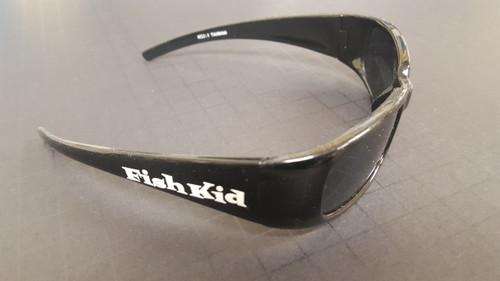 Fish Kid Sunglasses Madison Black