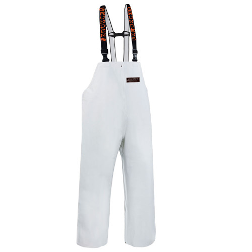 Grundens Herkules 16 bib Pant - White - 2X