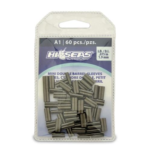 Hi Seas Mini Double Sleeve 1.9mm 60 Pack