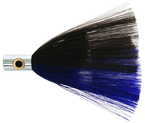Iland Out-Rider Lure Chrome Silver Head Black/Plum