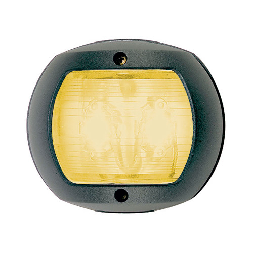 Perko LED Towing Light - Yellow - 12V - Black Plastic Housing