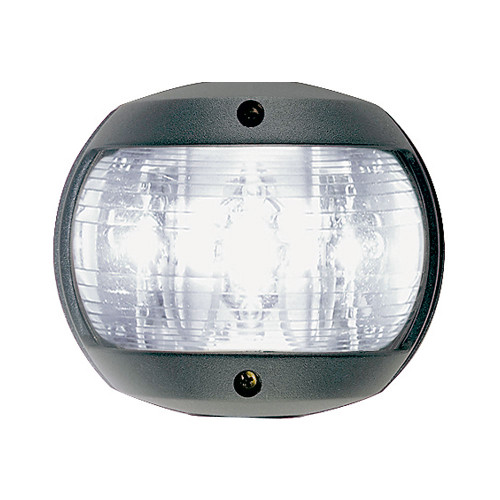 Perko LED Masthead Light - White - 12V - Black Plastic Housing