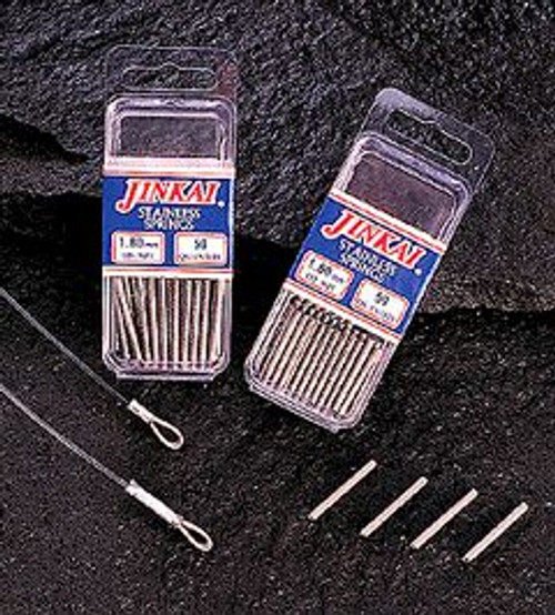 Jinkai Stainless Springs 50 pack Test: 250-300#