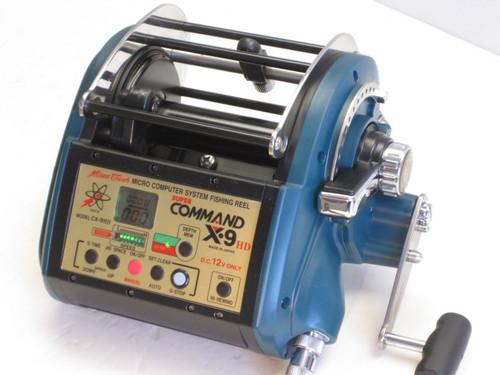 Miya Epoch Electric Fishing Reel CX-9 HD